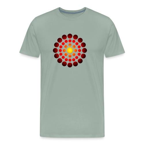 campfire symbol - Men's Premium T-Shirt