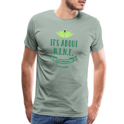 Design loto New - Men's Premium T-Shirt