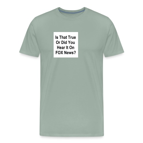 Spread Design 01 - Men's Premium T-Shirt