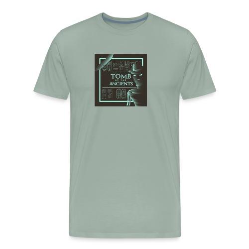 Tomb4 png - Men's Premium T-Shirt