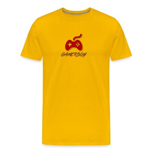 Gamerboy - Men's Premium T-Shirt