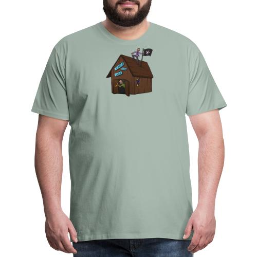 Cody's Sock Shed - Men's Premium T-Shirt