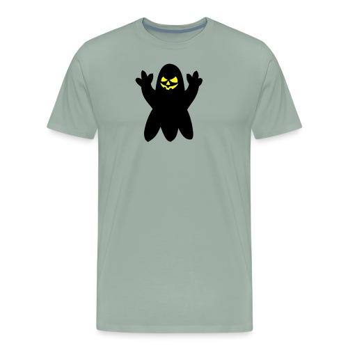 Halloween spook - Men's Premium T-Shirt