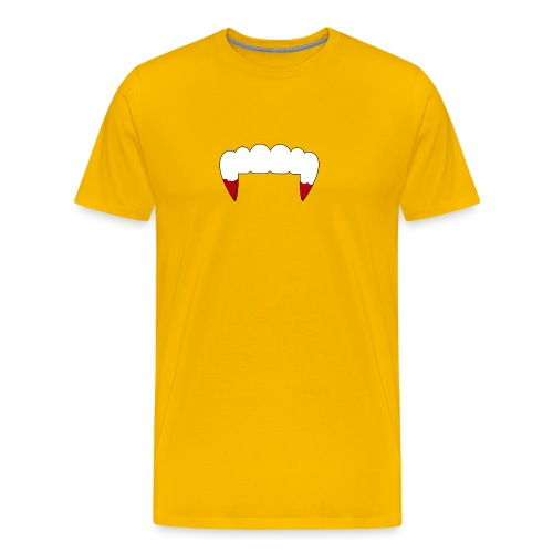 Vampire Fangs - Men's Premium T-Shirt