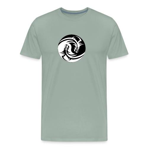 PARADOX DRAGON - Men's Premium T-Shirt