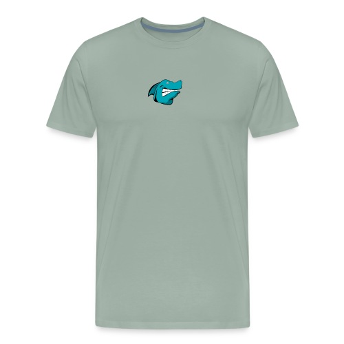 Squishyfisher Logo merch - Men's Premium T-Shirt