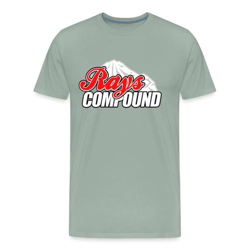 Rays Compound - Men's Premium T-Shirt