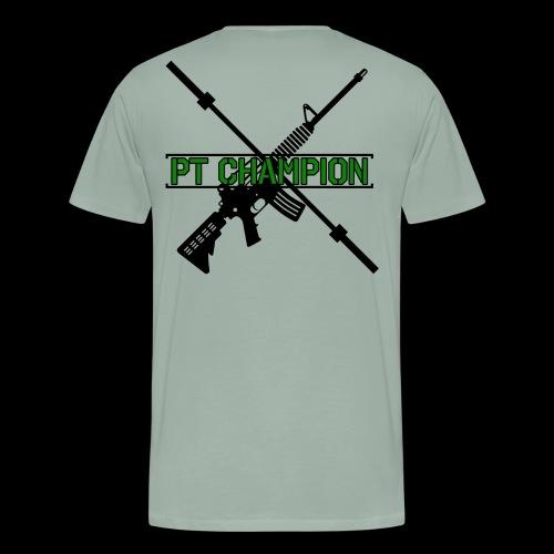 PT CHAMP - Men's Premium T-Shirt