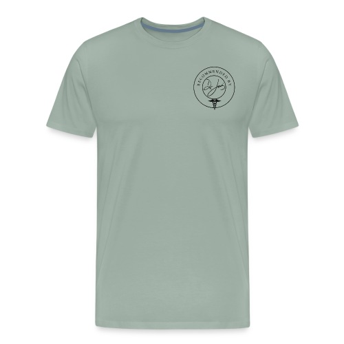 DR JOIS ICON png - Men's Premium T-Shirt