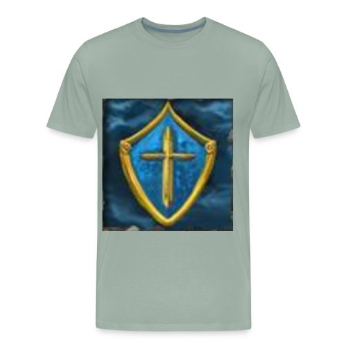 paladinimage - Men's Premium T-Shirt