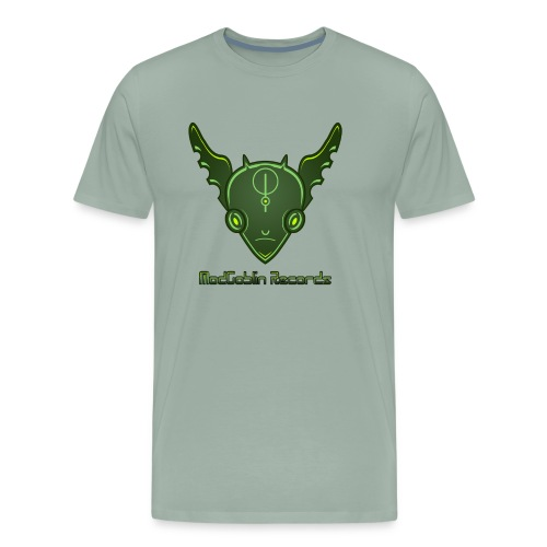 ModGoblin Records T-Shirt - Men's Premium T-Shirt