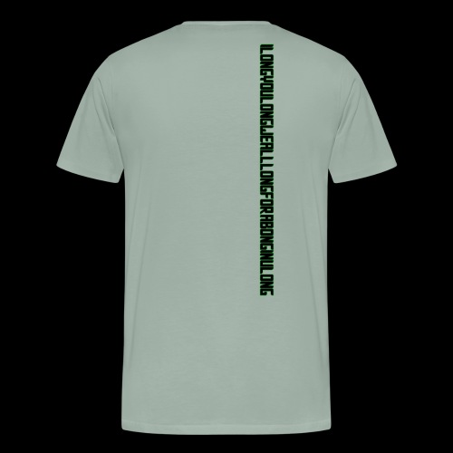 iLong - Men's Premium T-Shirt