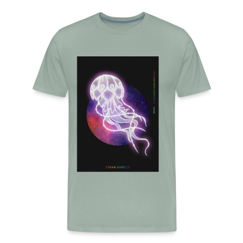 POSTER FULL RES - Men's Premium T-Shirt