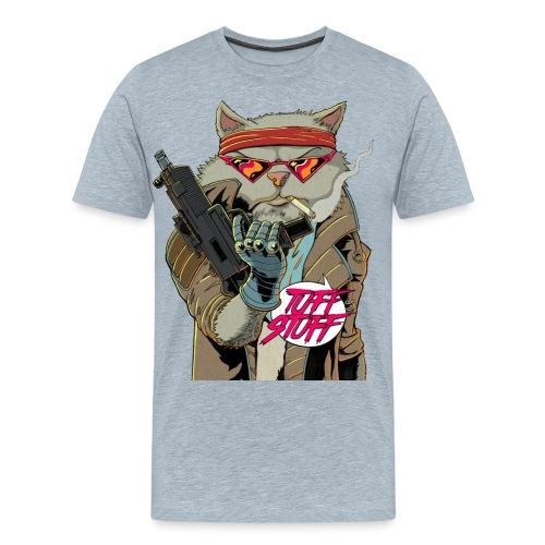 TS Geared up - Men's Premium T-Shirt