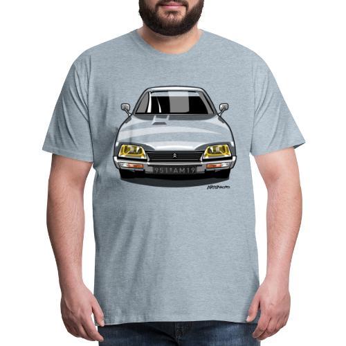 French CX 2200 - Men's Premium T-Shirt