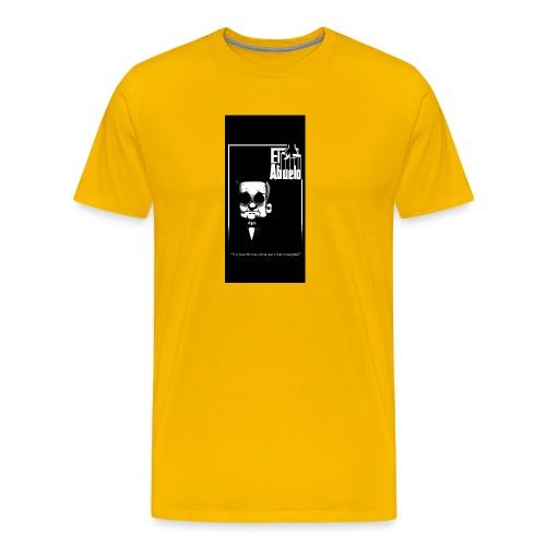 case5iphone5 - Men's Premium T-Shirt