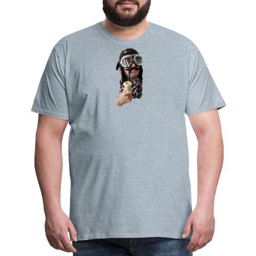Winston Beauregard - Men's Premium T-Shirt