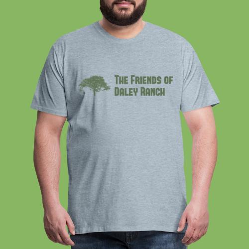 FODR Logo green - Men's Premium T-Shirt