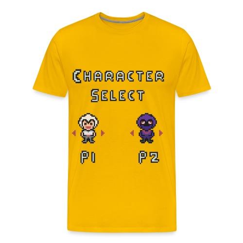Character Select - Men's Premium T-Shirt