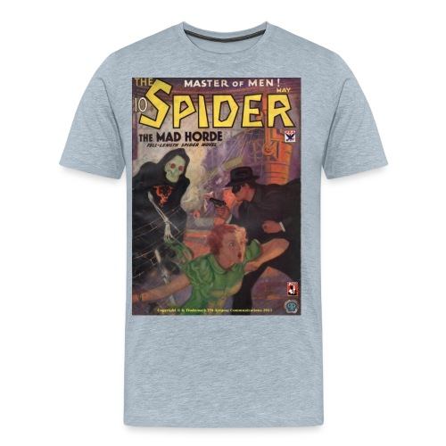 spider 1934 05 - Men's Premium T-Shirt