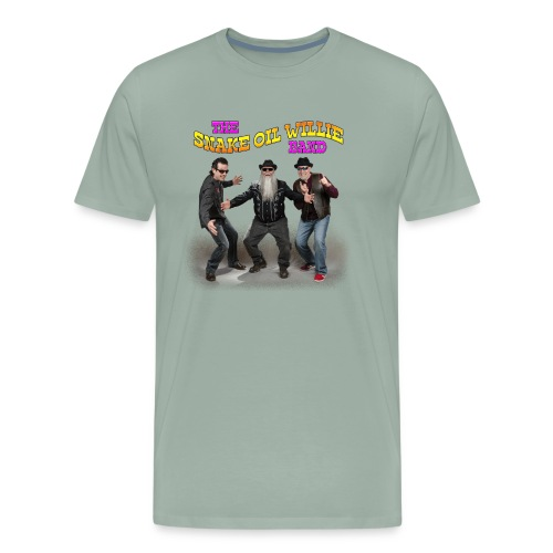SOW gif - Men's Premium T-Shirt