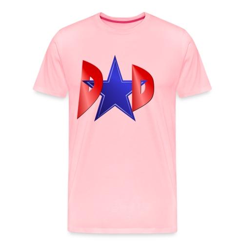 Blue Star Dad - Men's Premium T-Shirt