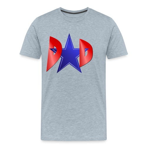 Blue Star Dad - Men's Premium T-Shirt
