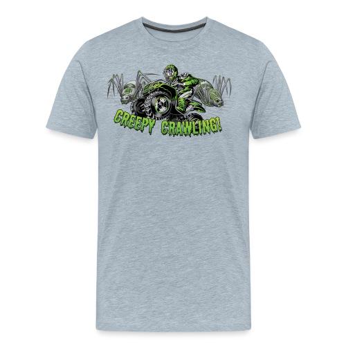 Creepy Crawling ATV - Men's Premium T-Shirt