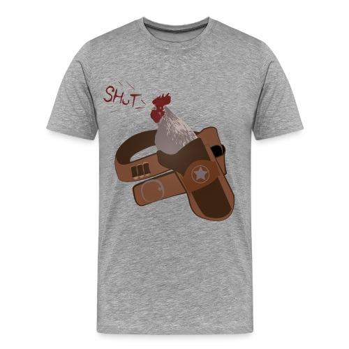 RoosterHolster - Men's Premium T-Shirt