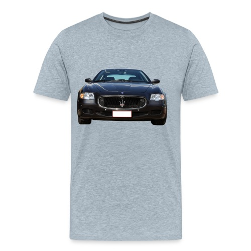 maserati_quattroporte - Men's Premium T-Shirt