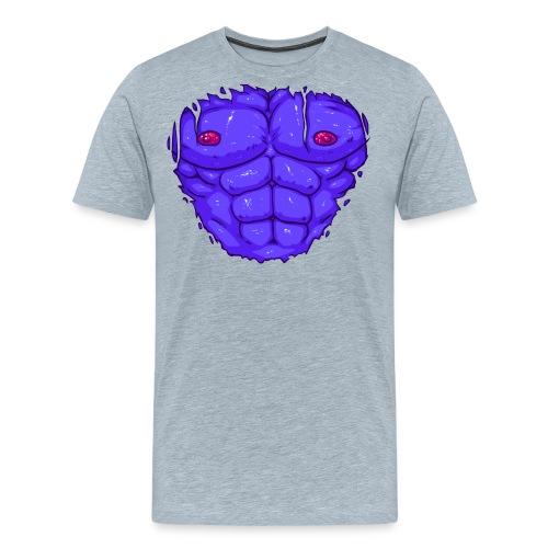 milk these tits - Men's Premium T-Shirt