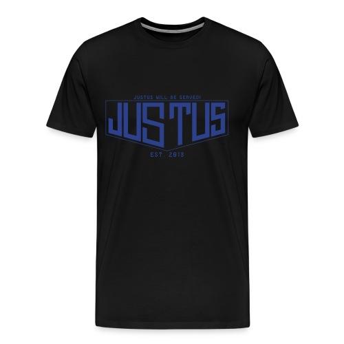 justus 3d - Men's Premium T-Shirt