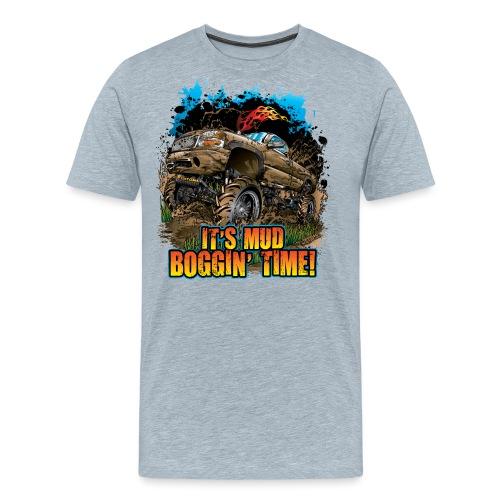 Mud Bogging Time - Men's Premium T-Shirt