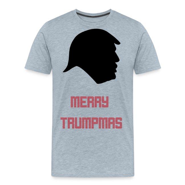 Merry Trumpmas Red