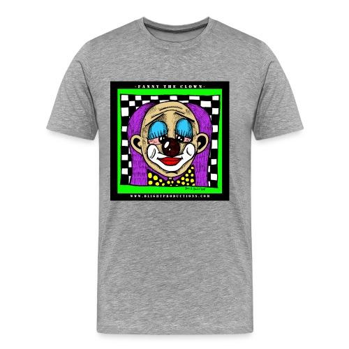 Fanny The Clown - Men's Premium T-Shirt