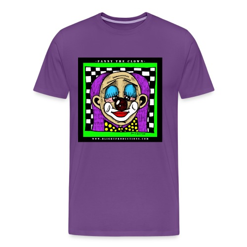 Fanny The Clown - Men's Premium T-Shirt