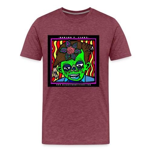 Howard P Clown - Men's Premium T-Shirt