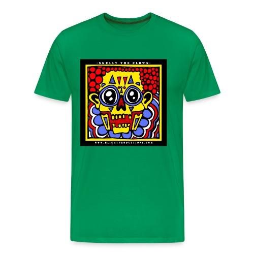 Skully The Clown - Men's Premium T-Shirt