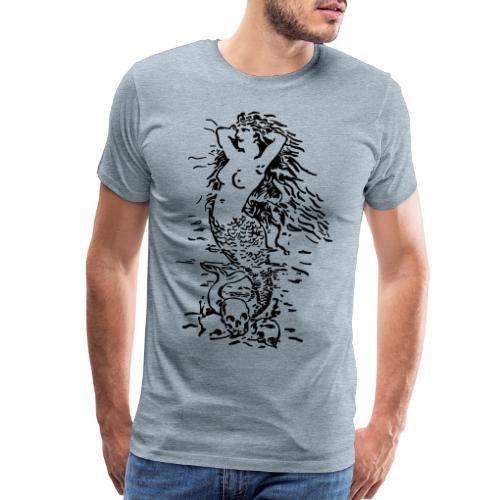 siren - Men's Premium T-Shirt