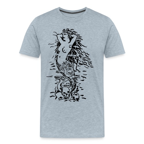 siren - Men's Premium T-Shirt