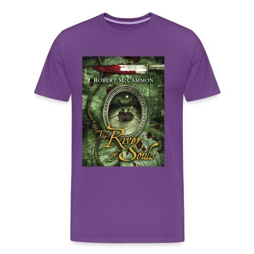 The River of Souls - Men's Premium T-Shirt