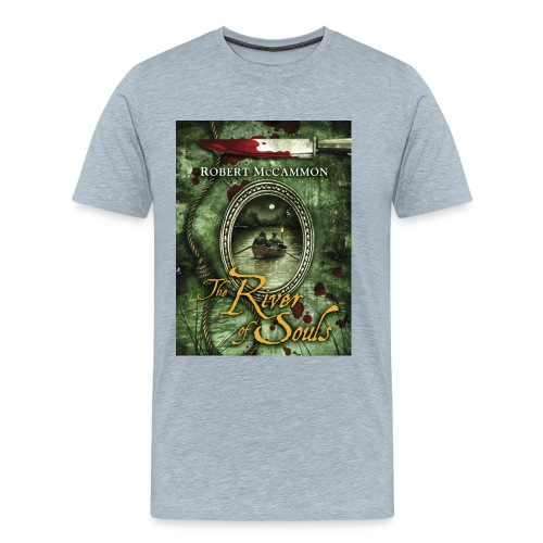 The River of Souls - Men's Premium T-Shirt