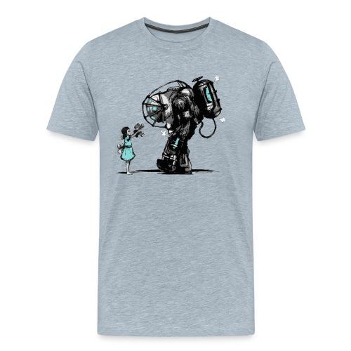 Bioshock Big Daddy - Men's Premium T-Shirt