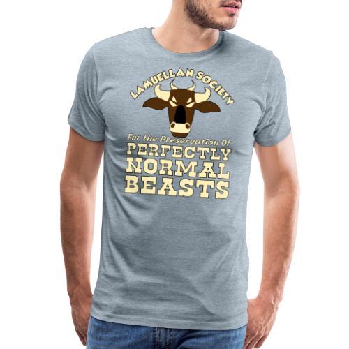 Perfectly Normal Beasts - Men's Premium T-Shirt