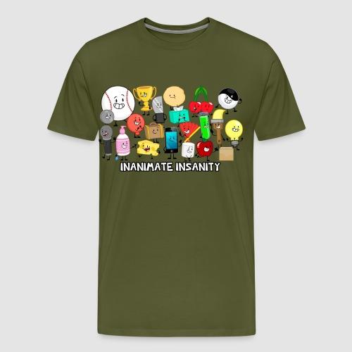 II II Group - Men's Premium T-Shirt