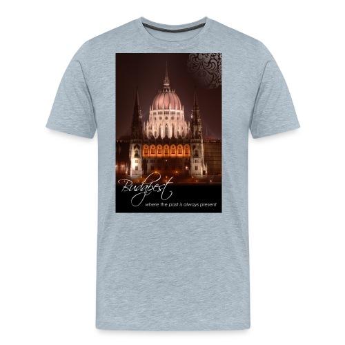 budapest4 - Men's Premium T-Shirt