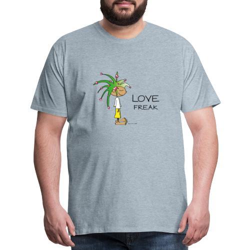 Love Freak - Men's Premium T-Shirt
