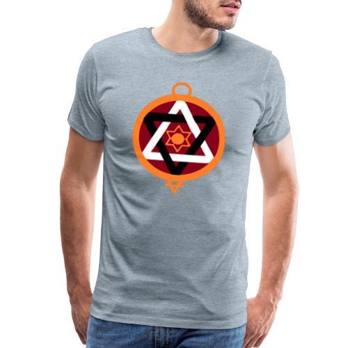 U & I Star - Men's Premium T-Shirt