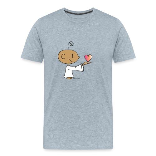 The little Yogi - Men's Premium T-Shirt
