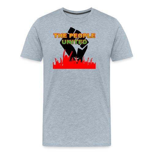 The People United - Men's Premium T-Shirt